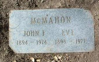 MCMAHON, JOHN FRANKLIN - Yavapai County, Arizona | JOHN FRANKLIN MCMAHON - Arizona Gravestone Photos