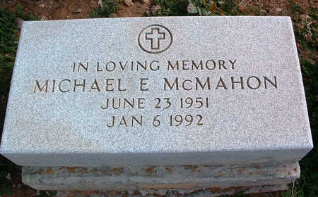 MCMAHON, MICHAEL EUGENE - Yavapai County, Arizona | MICHAEL EUGENE MCMAHON - Arizona Gravestone Photos