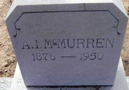 MCMURREN, AMERICA ISABEL - Yavapai County, Arizona | AMERICA ISABEL MCMURREN - Arizona Gravestone Photos
