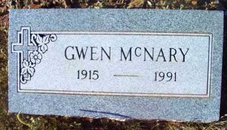 MCNARY, GWENDOLYN CAROLYN - Yavapai County, Arizona | GWENDOLYN CAROLYN MCNARY - Arizona Gravestone Photos