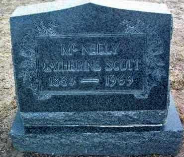 MCNEELY, CATHERINE - Yavapai County, Arizona | CATHERINE MCNEELY - Arizona Gravestone Photos