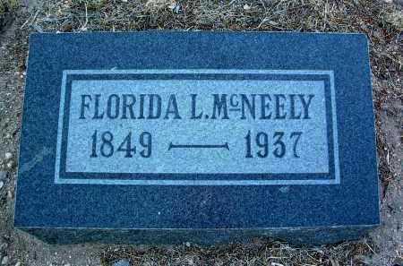 MCNEELY, FLORIDA LOUISE - Yavapai County, Arizona | FLORIDA LOUISE MCNEELY - Arizona Gravestone Photos