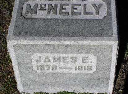 MCNEELY, JAMES EDWIN - Yavapai County, Arizona | JAMES EDWIN MCNEELY - Arizona Gravestone Photos