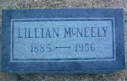 MCNEELY, MARIAN LILLIAN - Yavapai County, Arizona | MARIAN LILLIAN MCNEELY - Arizona Gravestone Photos