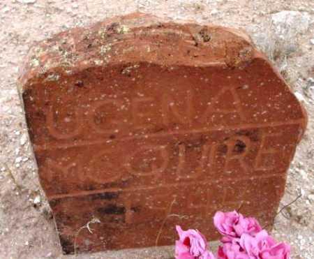 MCGUIRE, EUGENE - Yavapai County, Arizona | EUGENE MCGUIRE - Arizona Gravestone Photos
