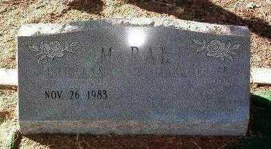 MCRAE, WILLIAM DOUGLAS - Yavapai County, Arizona | WILLIAM DOUGLAS MCRAE - Arizona Gravestone Photos