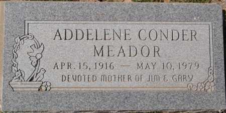 CONDER MEADOR, CHLOIE ADDELENE - Yavapai County, Arizona | CHLOIE ADDELENE CONDER MEADOR - Arizona Gravestone Photos