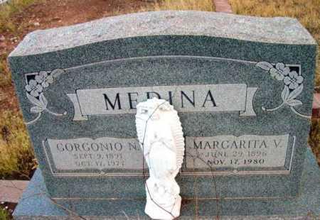 MEDINA, MARGARITA V. - Yavapai County, Arizona | MARGARITA V. MEDINA - Arizona Gravestone Photos