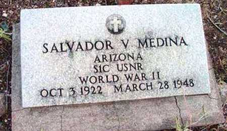 MEDINA, SALVADORE V. - Yavapai County, Arizona | SALVADORE V. MEDINA - Arizona Gravestone Photos