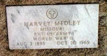MEDLEY, HARVEY - Yavapai County, Arizona | HARVEY MEDLEY - Arizona Gravestone Photos