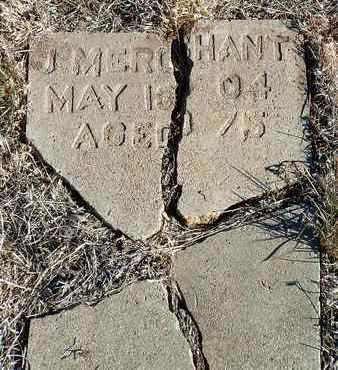 MERCHANT, JAMES - Yavapai County, Arizona   JAMES MERCHANT - Arizona Gravestone Photos