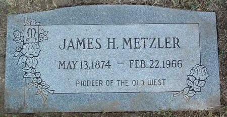 METZLER, JAMES HAROLD (HARRY) - Yavapai County, Arizona   JAMES HAROLD (HARRY) METZLER - Arizona Gravestone Photos