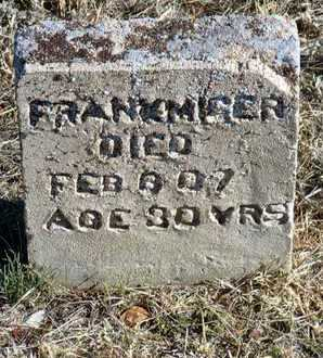MICER, FRANK - Yavapai County, Arizona   FRANK MICER - Arizona Gravestone Photos