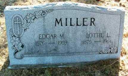 MILLER, LOTTIE LEE - Yavapai County, Arizona | LOTTIE LEE MILLER - Arizona Gravestone Photos