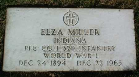 MILLER, ELZA - Yavapai County, Arizona   ELZA MILLER - Arizona Gravestone Photos