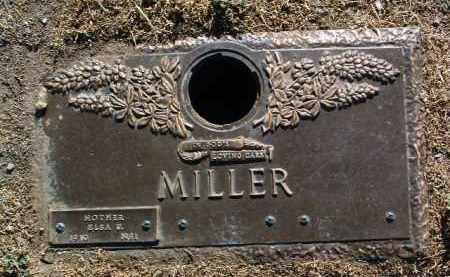 MILLER, ELSA UTTKE - Yavapai County, Arizona | ELSA UTTKE MILLER - Arizona Gravestone Photos
