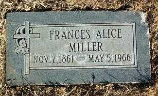 FIELDS MILLER, FRANCES A. - Yavapai County, Arizona | FRANCES A. FIELDS MILLER - Arizona Gravestone Photos