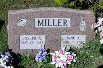 MILLER, JANE CECILIA - Yavapai County, Arizona | JANE CECILIA MILLER - Arizona Gravestone Photos