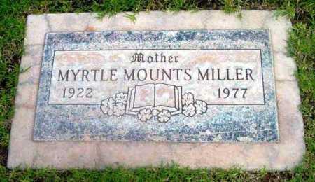 MILLER, MYRTLE MARIE - Yavapai County, Arizona | MYRTLE MARIE MILLER - Arizona Gravestone Photos