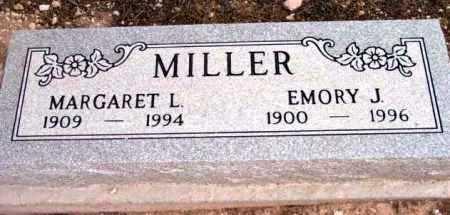 MILLER, MARGARET L. - Yavapai County, Arizona | MARGARET L. MILLER - Arizona Gravestone Photos