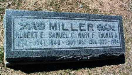 MILLER, SAMUEL CARSON - Yavapai County, Arizona | SAMUEL CARSON MILLER - Arizona Gravestone Photos