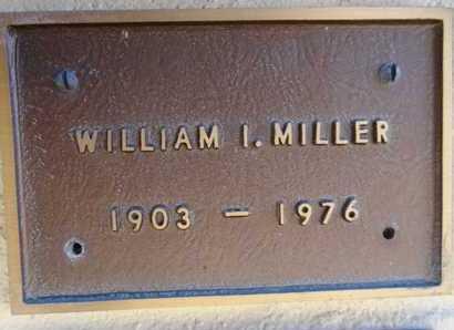 MILLER, WILLIAM LUDSON - Yavapai County, Arizona | WILLIAM LUDSON MILLER - Arizona Gravestone Photos
