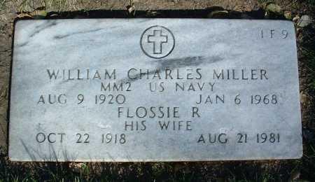 MILLER, WILLIAM CHARLES - Yavapai County, Arizona | WILLIAM CHARLES MILLER - Arizona Gravestone Photos