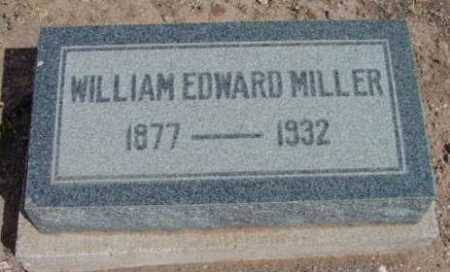 MILLER, WILLIAM EDWARD - Yavapai County, Arizona | WILLIAM EDWARD MILLER - Arizona Gravestone Photos