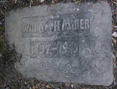 MILLER, WILLIAM HENRY - Yavapai County, Arizona | WILLIAM HENRY MILLER - Arizona Gravestone Photos