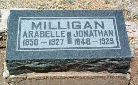 MILLIGAN, JONATHAN - Yavapai County, Arizona | JONATHAN MILLIGAN - Arizona Gravestone Photos