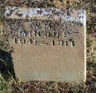 MINGUS, WILLIAM M. - Yavapai County, Arizona | WILLIAM M. MINGUS - Arizona Gravestone Photos
