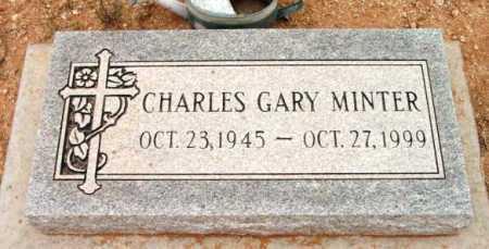 MINTER, CHARLES GARY - Yavapai County, Arizona | CHARLES GARY MINTER - Arizona Gravestone Photos