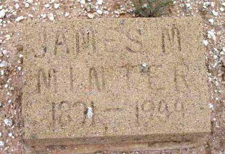 MINTER, JAMES M. - Yavapai County, Arizona | JAMES M. MINTER - Arizona Gravestone Photos
