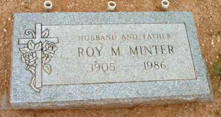 MINTER, ROY M. - Yavapai County, Arizona | ROY M. MINTER - Arizona Gravestone Photos