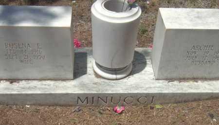 MINUCCI, ROSENA E. - Yavapai County, Arizona | ROSENA E. MINUCCI - Arizona Gravestone Photos