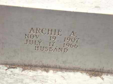 MINUCCI, ARCHIE A. - Yavapai County, Arizona | ARCHIE A. MINUCCI - Arizona Gravestone Photos