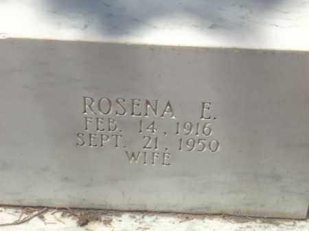 MINUCCI, ROSENA E. - Yavapai County, Arizona   ROSENA E. MINUCCI - Arizona Gravestone Photos
