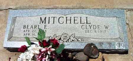 PRUITT MITCHELL, BEARL ELIZABETH - Yavapai County, Arizona | BEARL ELIZABETH PRUITT MITCHELL - Arizona Gravestone Photos