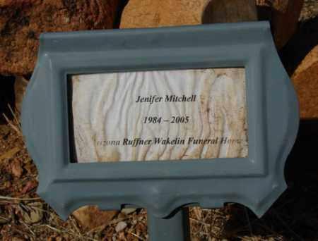 HOUSEL MITCHELL, JENIFER - Yavapai County, Arizona | JENIFER HOUSEL MITCHELL - Arizona Gravestone Photos