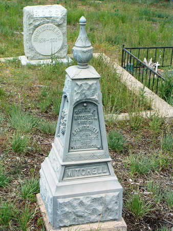 MILLIKEN MITCHELL, RHODA - Yavapai County, Arizona   RHODA MILLIKEN MITCHELL - Arizona Gravestone Photos