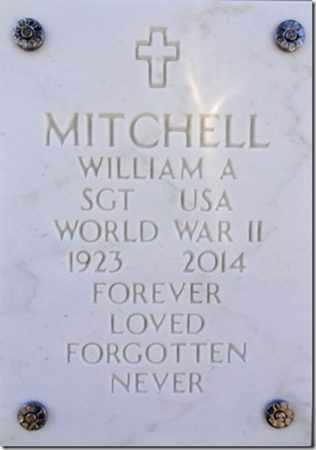 MITCHELL, WILLIAM A. - Yavapai County, Arizona | WILLIAM A. MITCHELL - Arizona Gravestone Photos