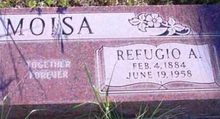 ARVIZU MOSIA, REFUGIO A. - Yavapai County, Arizona | REFUGIO A. ARVIZU MOSIA - Arizona Gravestone Photos