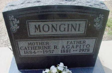 MONGINI, CATHERINE R. - Yavapai County, Arizona | CATHERINE R. MONGINI - Arizona Gravestone Photos