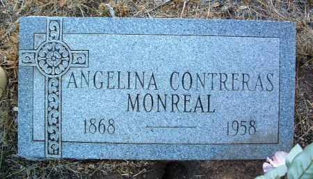 MONREAL, ANGELINA ELOISA - Yavapai County, Arizona   ANGELINA ELOISA MONREAL - Arizona Gravestone Photos