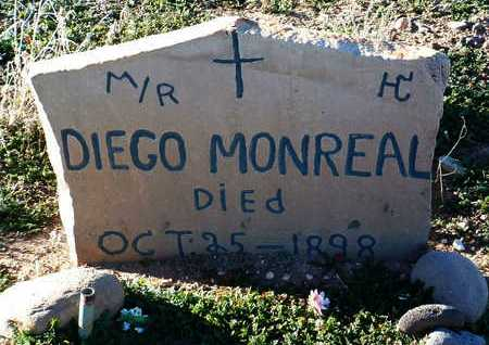 MONREAL, DIEGO - Yavapai County, Arizona | DIEGO MONREAL - Arizona Gravestone Photos