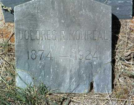 MONREAL, DELORES - Yavapai County, Arizona | DELORES MONREAL - Arizona Gravestone Photos