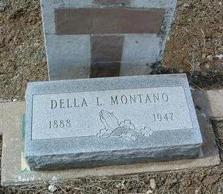 MONTANO, DELUBINA L. - Yavapai County, Arizona | DELUBINA L. MONTANO - Arizona Gravestone Photos