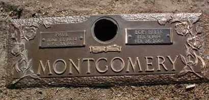 MONTGOMERY, PAUL - Yavapai County, Arizona | PAUL MONTGOMERY - Arizona Gravestone Photos