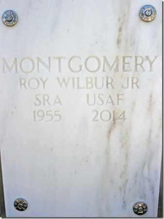 MONTGOMERY, ROY WILBUR - Yavapai County, Arizona | ROY WILBUR MONTGOMERY - Arizona Gravestone Photos