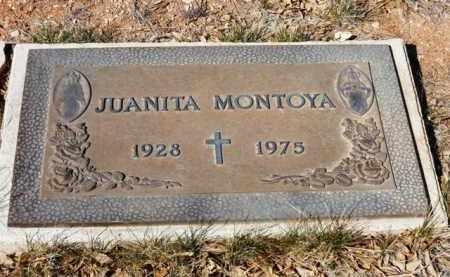 MONTOYA, JUANITA - Yavapai County, Arizona | JUANITA MONTOYA - Arizona Gravestone Photos